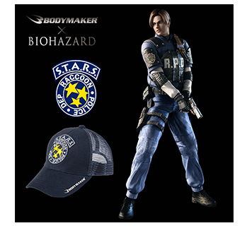 BIOHAZARD S.T.A.R.S. メッシュキャップ